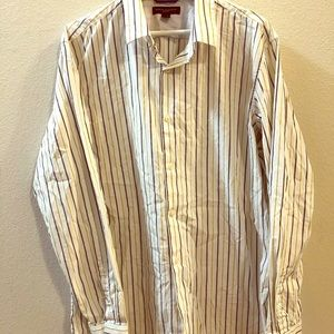 Banana Republic Slim Fit Button up XL